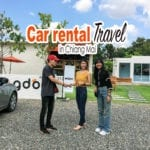 Car Rental Travel in Chiang Mai, 24 hours booking, No deposit required!