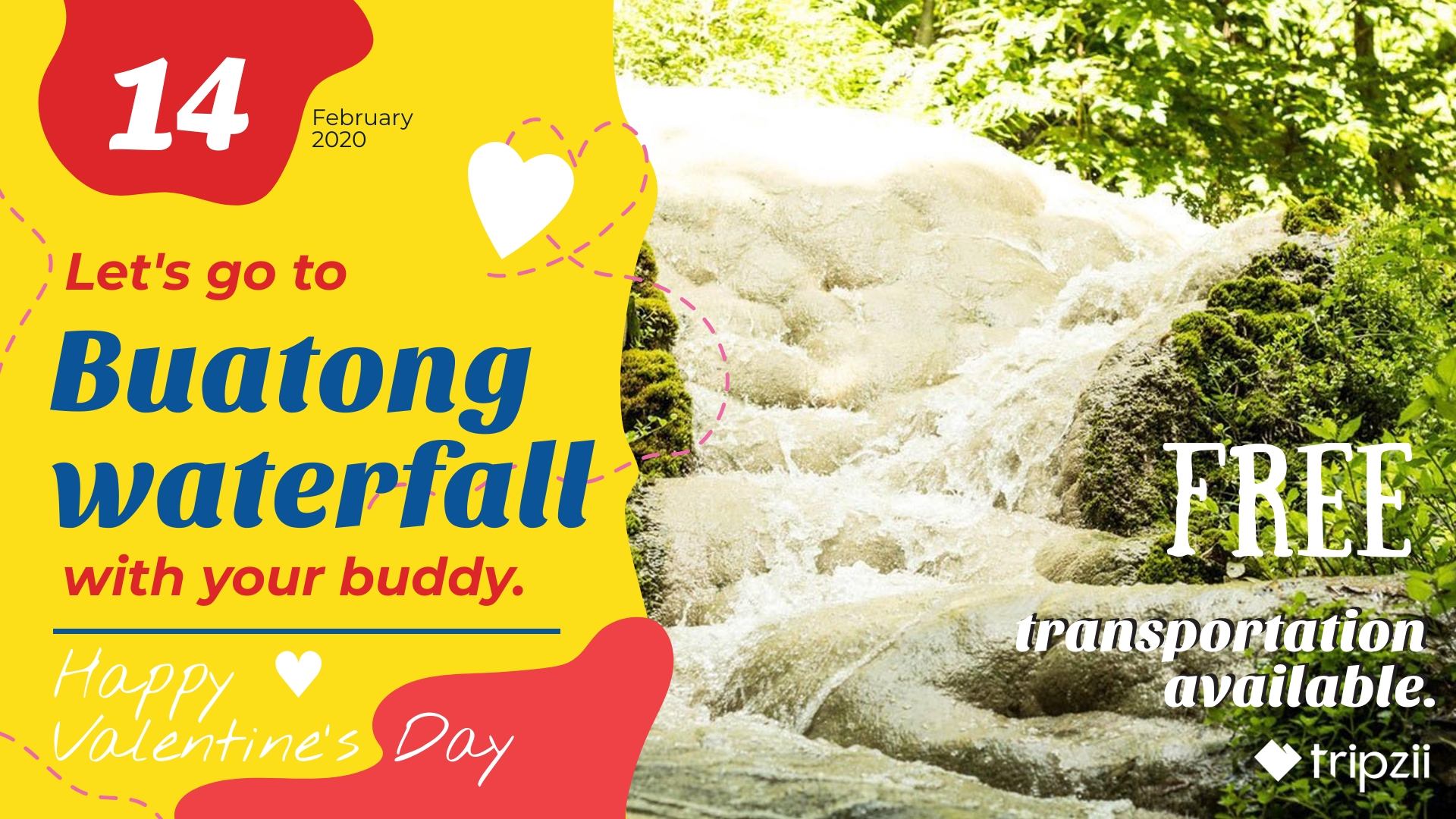 If you are foreigners who stay in Chiang Mai, we have got special Valentine's Day gift for you.