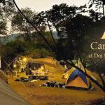 Camping at Doi Suthep – Pui